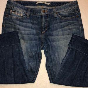 Joe's Jeans Crop Jeans.